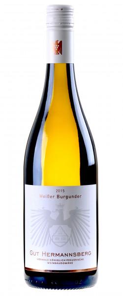Gut Hermannsberg Weißer Burgunder 2015