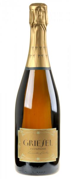 Griesel & Compagnie Grande Cuvée Exquisit Dosage Zero 2014