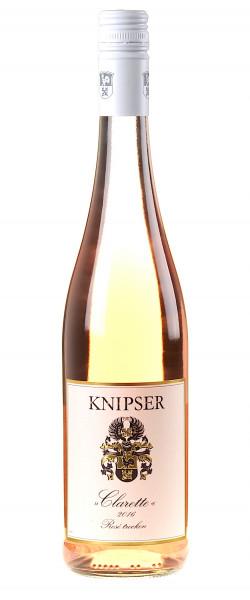 Weingut Knipser Rosé Clarette 2016