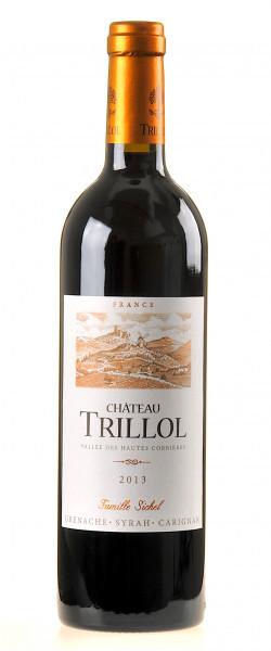 Château Trillol Vallée des Hautes Corbières 2013