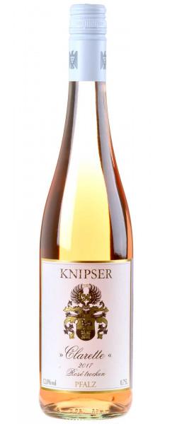 Weingut Knipser Rosé Clarette 2017
