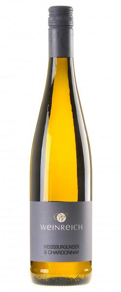 Weinreich Weißburgunder & Chardonnay 2015