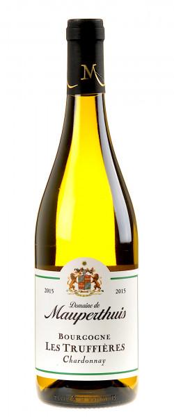Domaine de Mauperthuis Bourgogne Chardonnay Les Truffières 2015