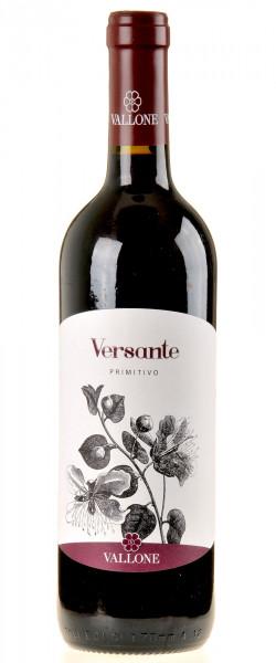 Vallone Primitivo Versante Salento I.G.P. 2016