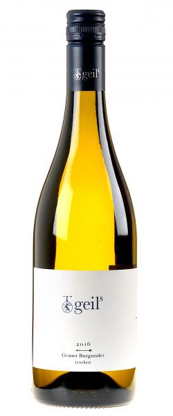 Geil´s Sekt- und Weingut Grauer Burgunder 2016