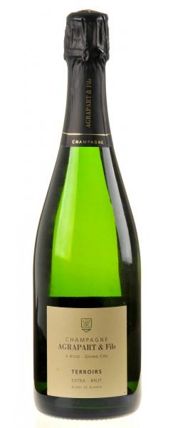 Agrapart et Fils Champagne Extra Brut Terroirs Blanc de Blancs Grand Cru