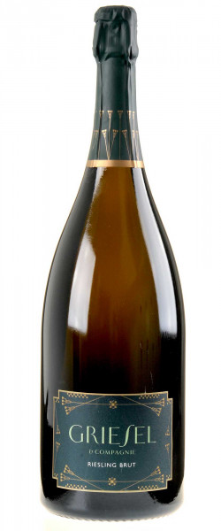 Griesel & Compagnie Riesling Brut -Tradition- 2014 Magnum 1,5l