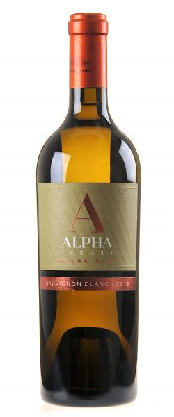 Alpha Estate Sauvignon Blanc 2015