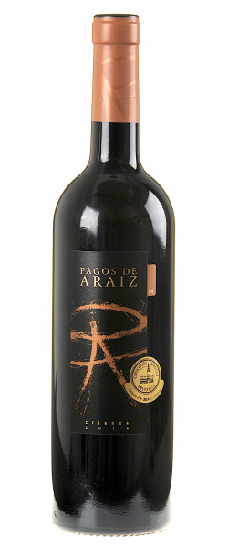 Wein Bodegas Pagos de Araiz Crianza Navarra