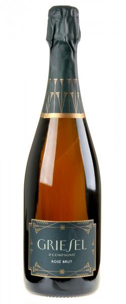 Griesel & Compagnie Rosé Brut -Tradition- 2014