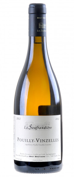 Bret Brothers Pouilly-Vinzelles Blanc AOC 2012