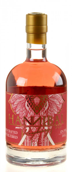 Brennerei Herbert Hannibal Gin meets Raspberry 0,5l