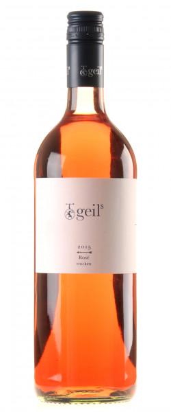 Geil´s Sekt- und Weingut Rosé trocken 1,0l 2016