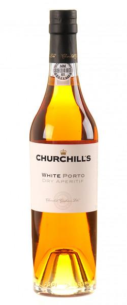 Churchill's Estate Dry White Port 0,5l