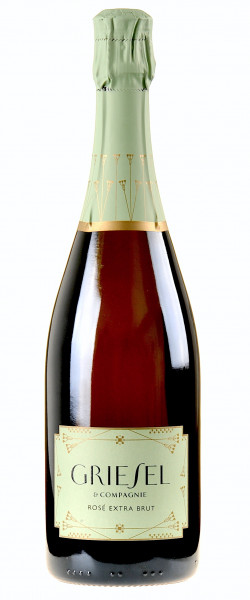 Griesel & Compagnie Rosé Extra Brut -Prestige- 2013
