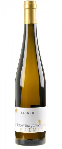 Weingut Leiner Weißer Burgunder Kalmit 2016