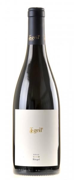 Geil´s Sekt- und Weingut Dalsheimer Bürgel Spätburgunder 2011