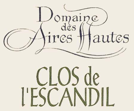 Domaine des Aires Hautes