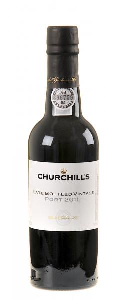 Churchill's Estate Late bottled vintage 2011