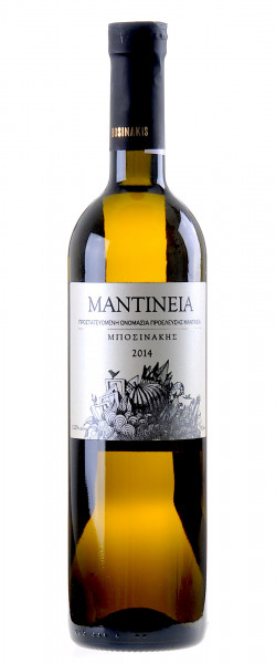 Bosinakis Winery Mantinia Moschofilero 2014