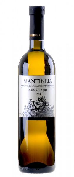 Bosinakis Winery Mantinia Moschofilero 2014