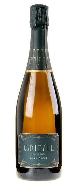 Griesel & Compagnie Riesling Brut -Tradition- 2014
