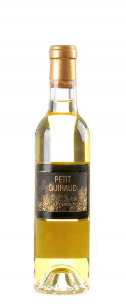 Château Guiraud Petit Guiraud Sauternes 2012