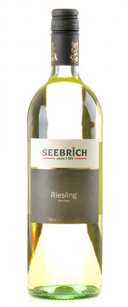 Seebrich Riesling 1 Liter trocken 2017