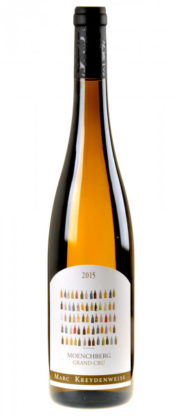 Marc Kreydenweiss Moenchberg Alsace Grand Cru Pinot Gris 2015