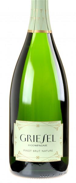 Griesel & Compagnie Pinot Brut Nature -Prestige- 2013 Magnum 1,5l