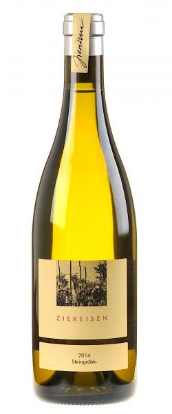 Weingut Ziereisen Steingrüble unfiltriert Gutedel 2014