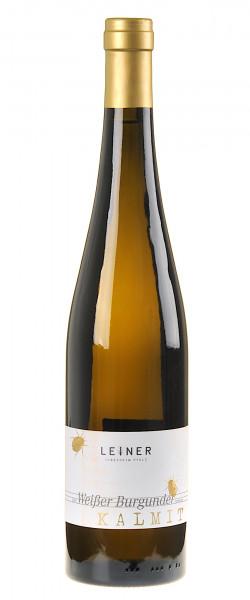 Weingut Leiner Weißer Burgunder Kalmit 2015