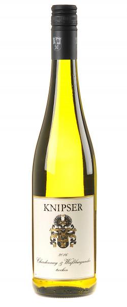 Weingut Knipser Chardonnay & Weißburgunder 2016