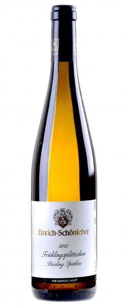 Weingut Emrich-Schönleber Frühlingsplätzchen Riesling Spätlese 2013